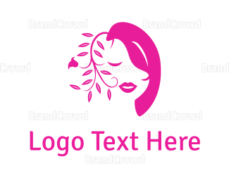 Woman - Natural Woman logo design