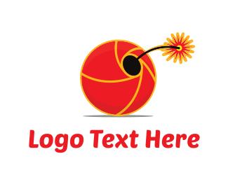 Explosive - Explosive Shutter logo design