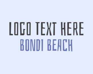 """Bondi Beach"" by BrandCrowd"