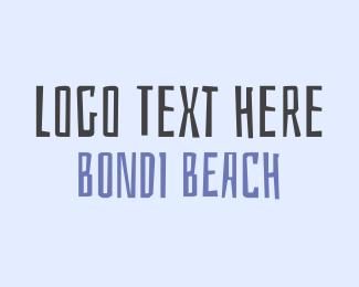 """""""Bondi Beach"""" by BrandCrowd"""