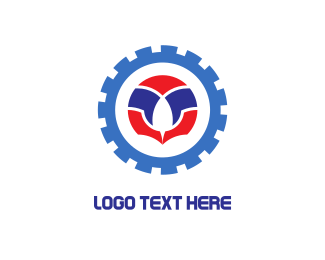 Wheel - Automotive Gear logo design