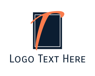 """Elegant Letter T"" by eightyLOGOS"