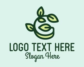 Leafy - Leafy Letter G logo design