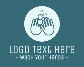"""""""Handwash Soap Bubbles"""" by brandcrowd"""