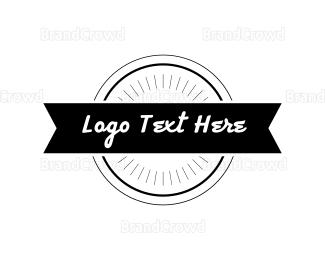 Emblem - Hipster Emblem logo design