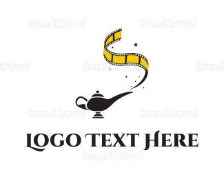 Film - Magic Film  logo design