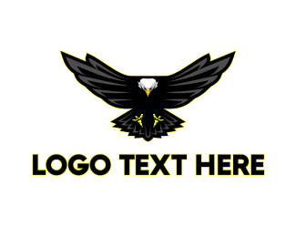 Fly - Flying Eagle Gaming logo design