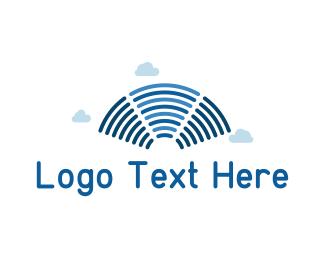 Signal - Blue Signal logo design