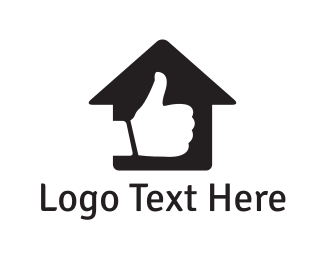 Thumb - House Approval logo design