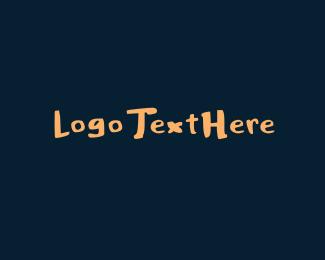 Etsy - Thick Handwritten Font logo design