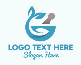 Herbal - Herbal Pharmacy logo design