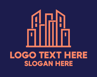 Skyline - Real Estate Skyline logo design