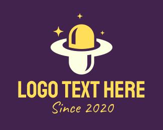Shining - Medicinal Drugstore Planet logo design