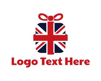 Scotland - United Kingdom Present logo design