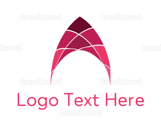 Saas - Abstract Rocket logo design