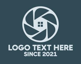 Shutter - Home Photography Shutter logo design