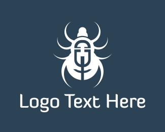 White Spider Logo