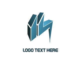 Figure - Solvers logo design