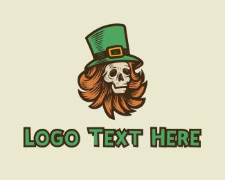 """Skull Leprechaun"" by town"