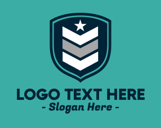 Air Force - Military Rank logo design