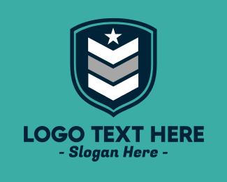 Military - Military Rank logo design