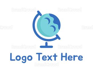 Planet - Happy Planet logo design