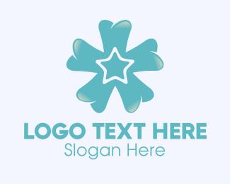 Teeth - Dental Star Teeth Dentist logo design