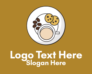 Chocolate Chip Cookie - Breakfast Plate Cafe  logo design