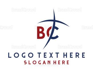 Bc - Baptist Church logo design