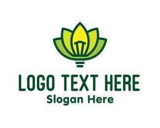 Idea - Idea Lotus logo design