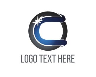 Central - Letter C logo design