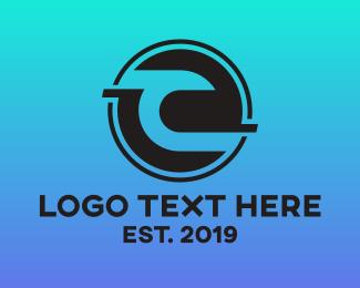 Gaming - Modern C logo design