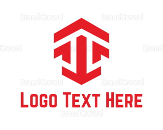 Architect - Abstract Building logo design