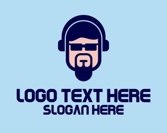 Interview - Cool Sound Guy logo design
