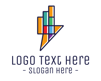 Telecommunication - Business Marketing Flash Company logo design