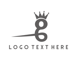 Jewelry Store - King Letter G logo design