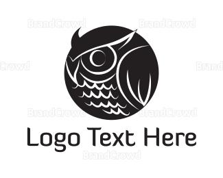 Circle - Owl Circle logo design