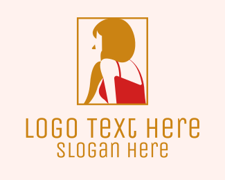 Blonde - Woman Beauty Salon logo design