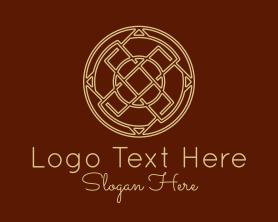 Interior - Celtic Interior Pattern logo design