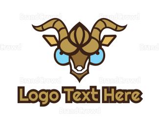 Dairy - Goat Gaming logo design