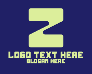 Gaming - Bold Company Letter Z logo design