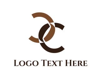 Coffee - C & C logo design