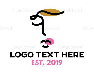 Beauty - Beauty Outline logo design