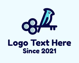 Real Estate - Blue Bird Key logo design