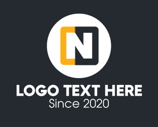 """""""Professional Letter N """" by MusiqueDesign"""