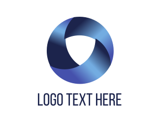 Circle - Abstract  Circle logo design