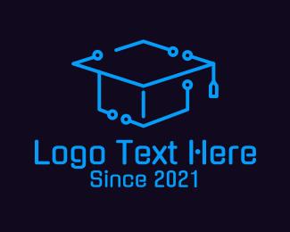 """""""Tech Graduation Cap"""" by J-lao"""