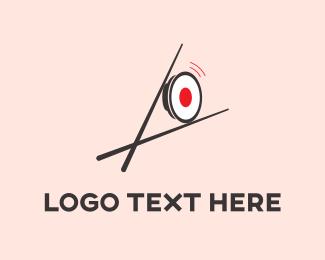 Karaoke - Sound Sushi logo design