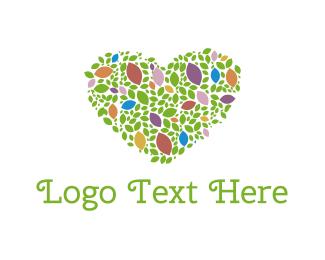 Wellness - Healthy Heart logo design