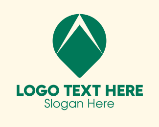 Tracking - Green Arrow Tracking logo design